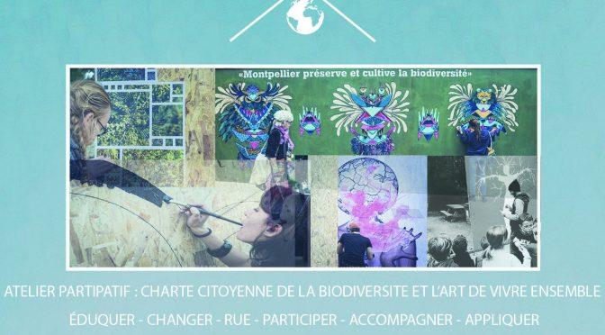 """RDV charte """"biodiversité et art de vivre ensemble"""""""