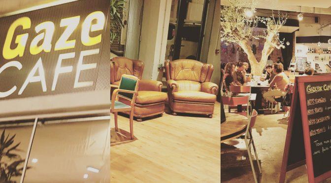 Une rencontre créative et actuelle : 10 Mai 19H30 Gazette Café