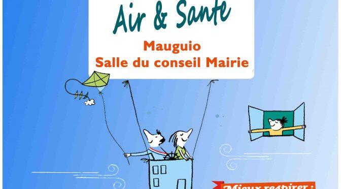PLAN AIR CLIMAT ENERGIE PARTICIPATIF MAUGUIO